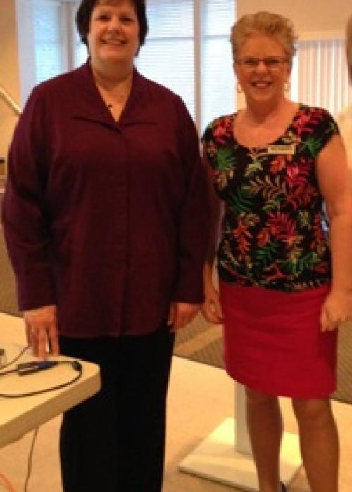 Women's AM 2014 Board Members Ingrid Kraus & Kathleen Hatley