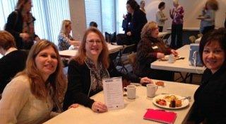 Women's AM attendees